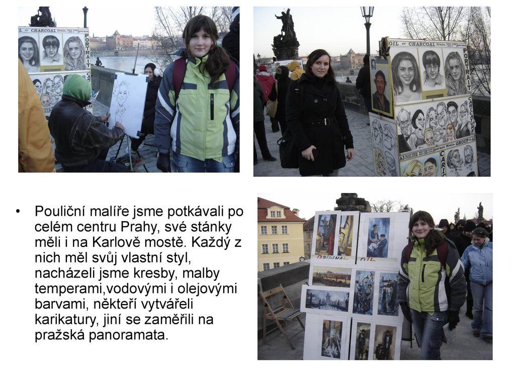Praha A Lidova Remesla Commenius Ppt Stahnout