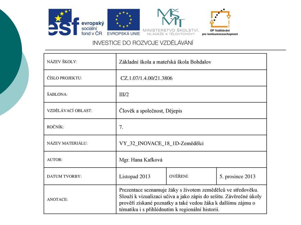 mutace ZDAR:_sacicrm.info - Bohdalov