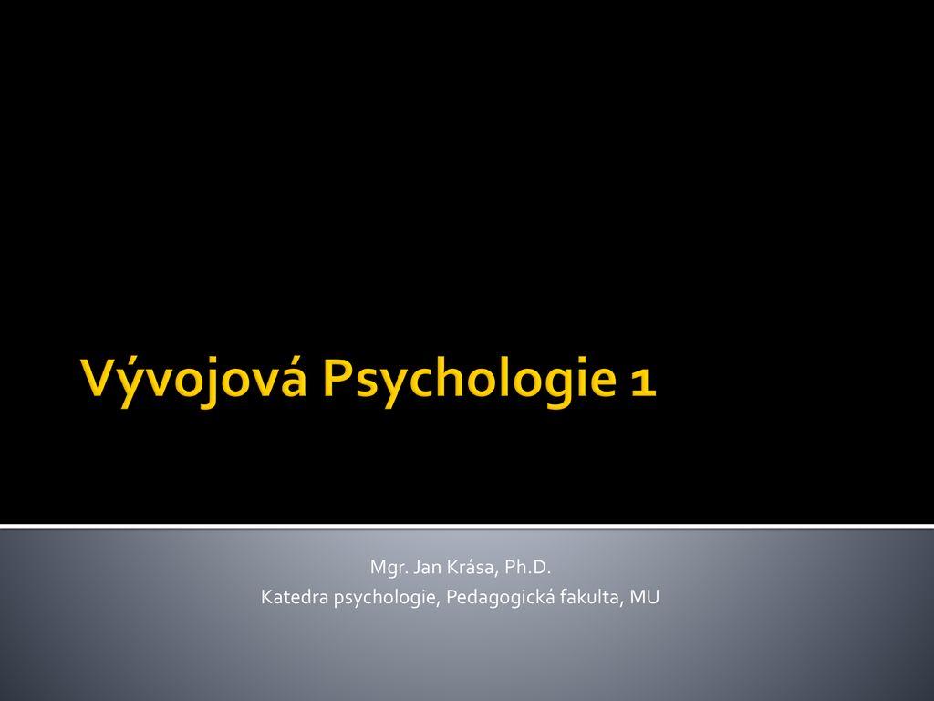 Psychologie internetového datování