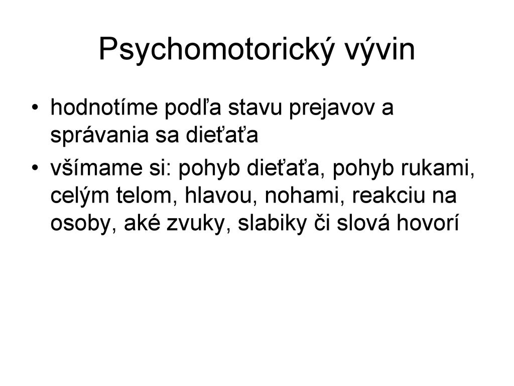 3ad7e1cdb92f Pediatria. - ppt stáhnout