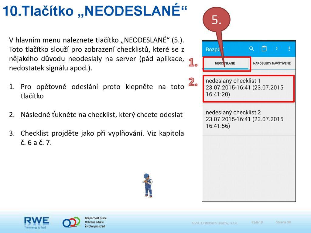 1bdc57656 Registrace Návod RWE Distribuční služby, s.r.o. 19/9/ ppt stáhnout