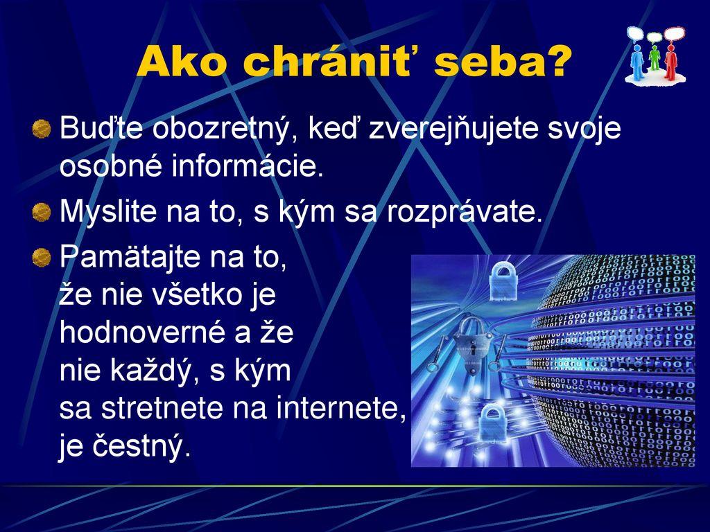 Kopírovanie a vkladanie Online Zoznamka profil