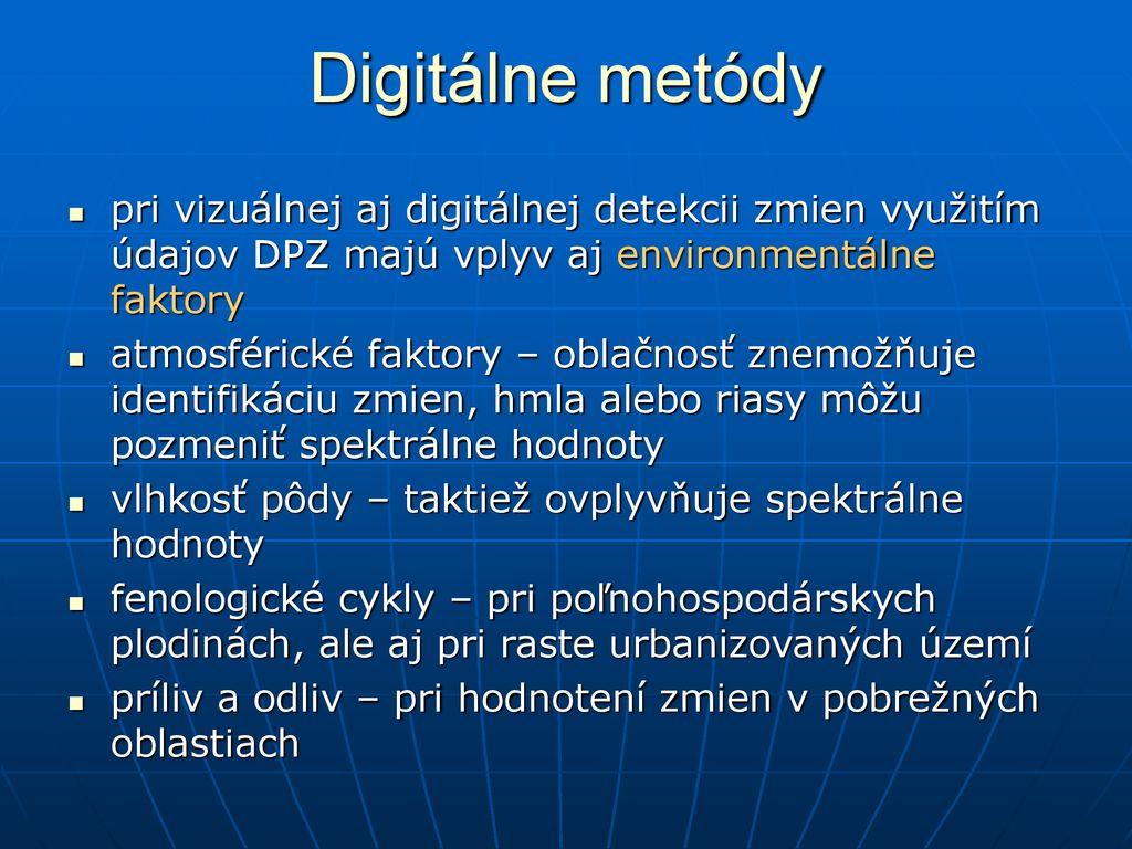 nové pravidlá dátumové údaje v digitálnom svete