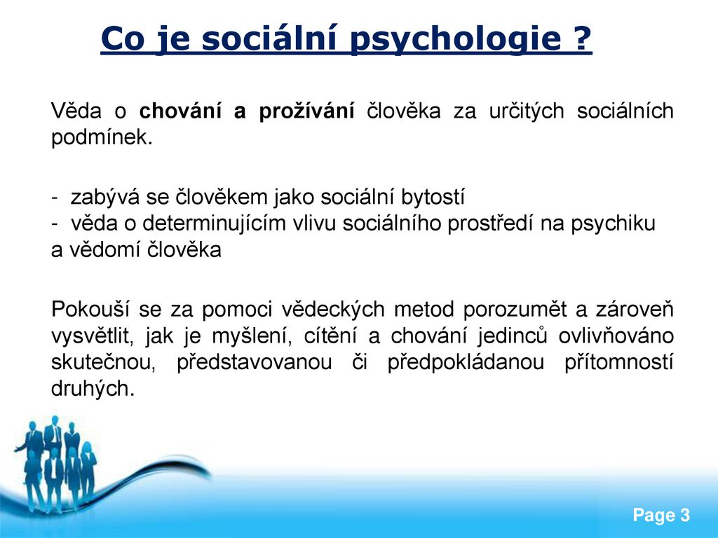 Psychologický seznamovací test
