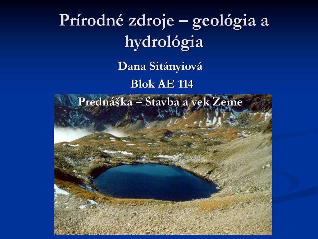 relatívna geologické datovania