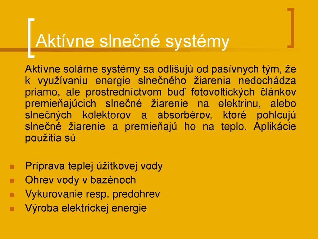 Aktívne slnečné systémy d72d879f8b4