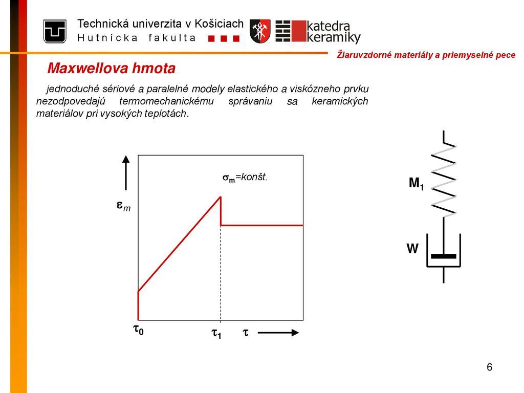 fbdcd51de Termomechanické vlastnosti keramických materiálov - ppt stáhnout