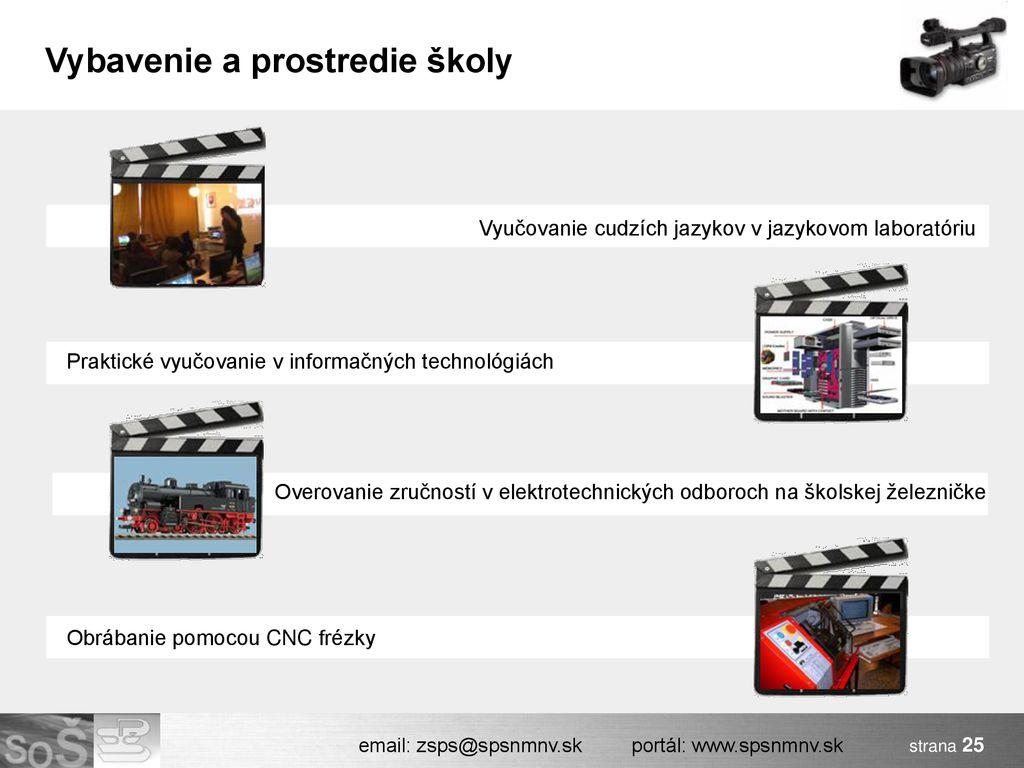 Stredná odborná škola Bzinská 11 Nové Mesto nad Váhom - ppt stáhnout 8b267d104d7