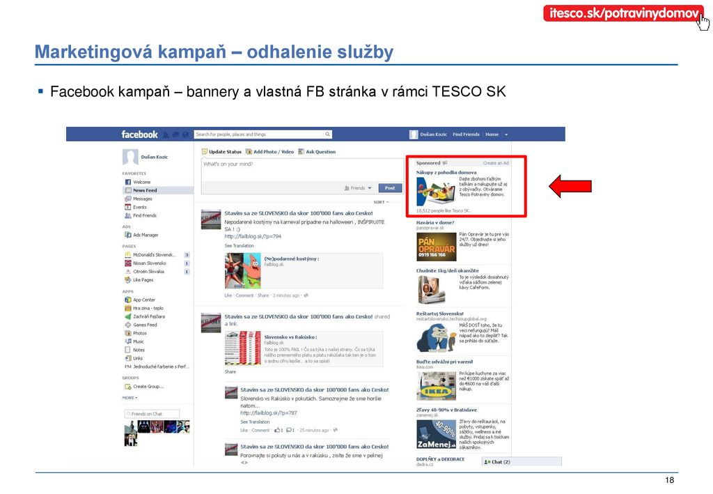 3a0b497282b7 Zavedenie služby na Slovensku - ppt stáhnout