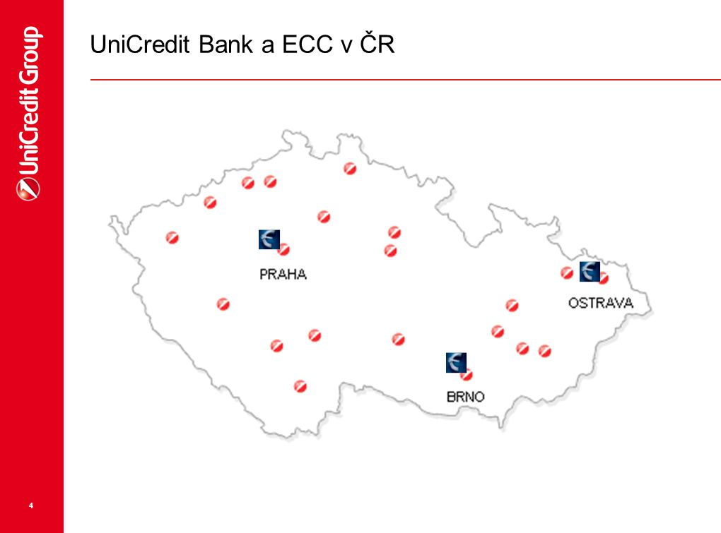 UniCredit Bank a ECC v ČR