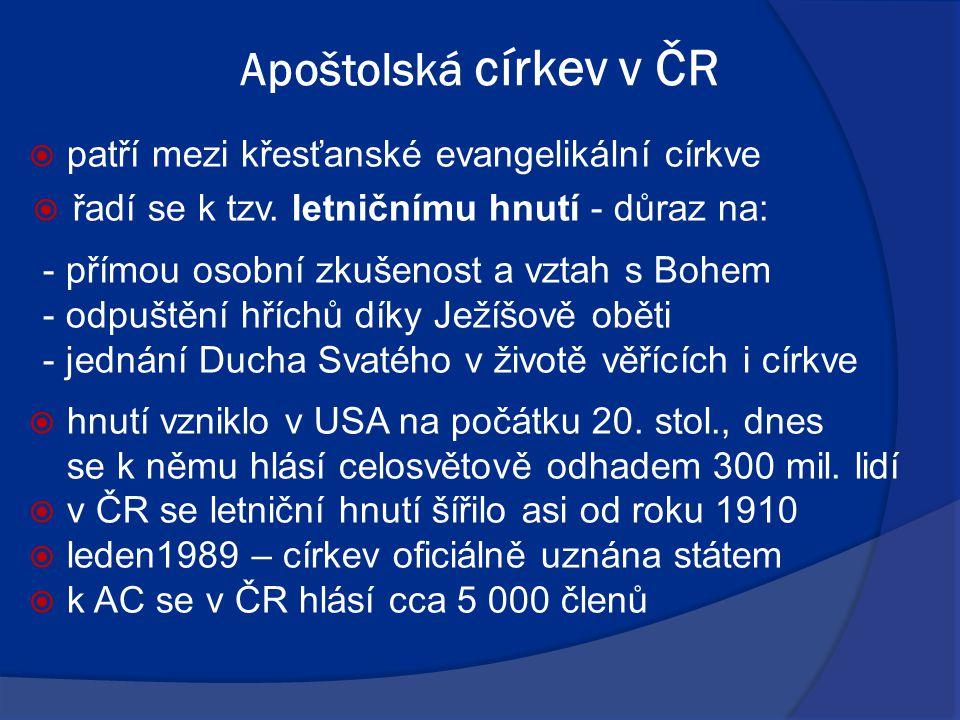 apoštolské křesťanské seznamky nejlepší singapore seznamky