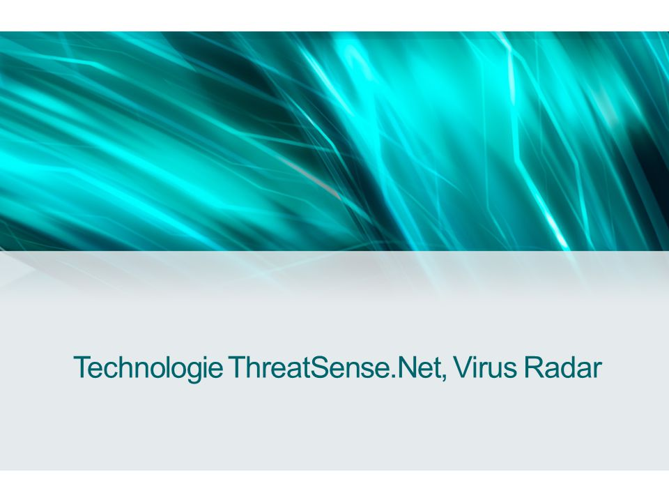Technologie ThreatSense.Net, Virus Radar