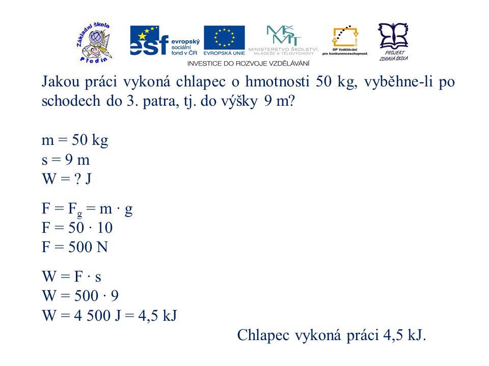 FYZIKA 8.Ročník Práce 01 – MECHANICKÁ PRÁCE. - ppt stáhnout 52decb4f57