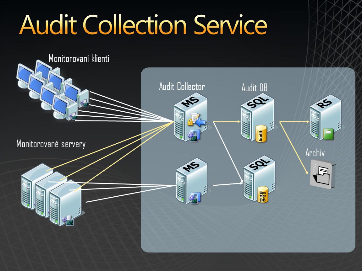 Audit Collection Service