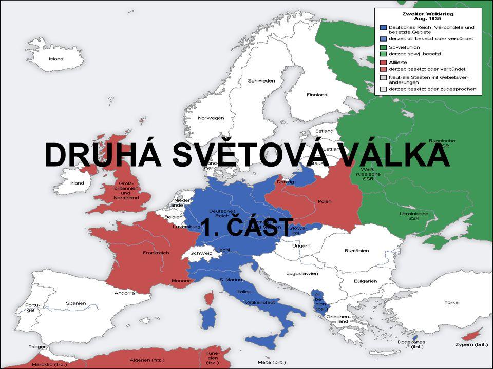 Druha Svetova Valka 1 Cast Ppt Stahnout