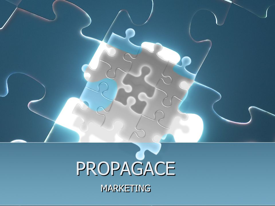 PROPAGACE MARKETING