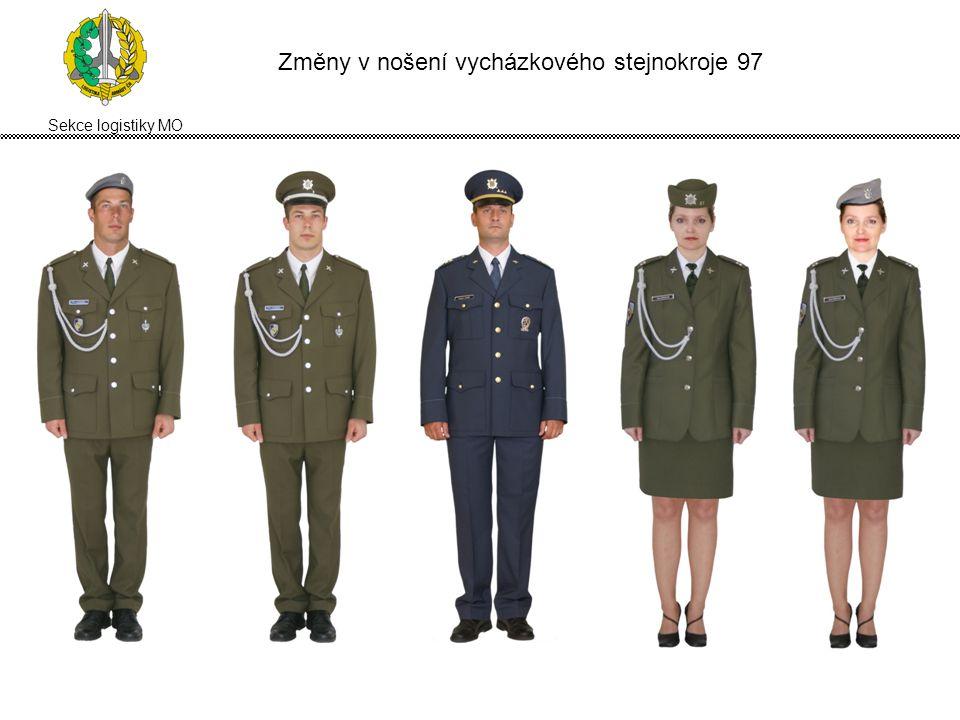 94ed973efe0 Sekce logistiky MO Zásadní změny v pravidlech pro nošení vojenského ...