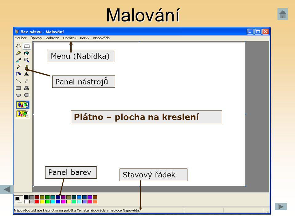 Malovani Ve Windows Pocitacova Grafika Ppt Stahnout