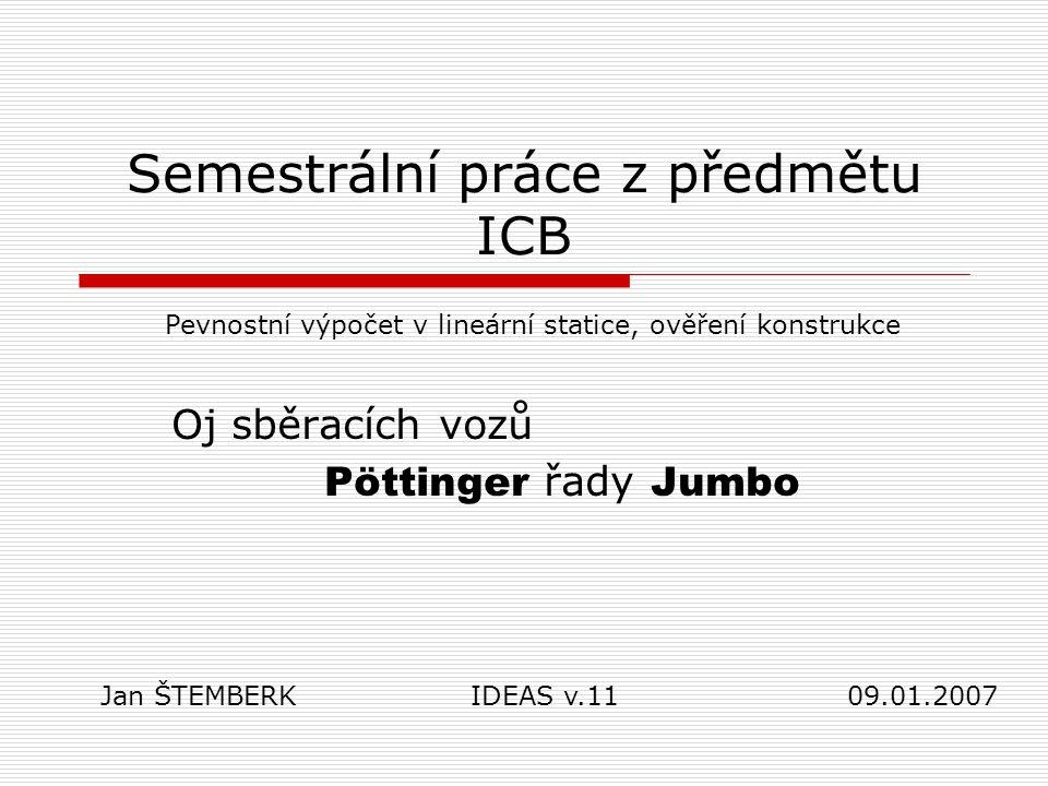 Semestrální práce z předmětu ICB - ppt stáhnout 258aa4a76a9