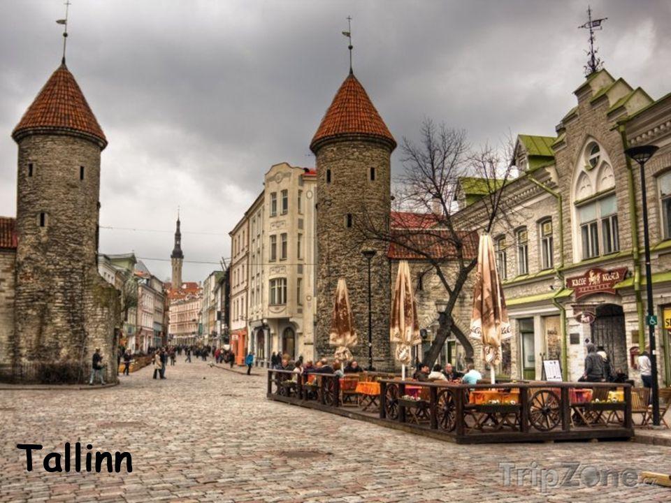Tallinn datování