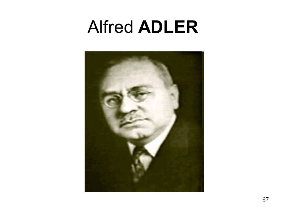 a biography of alfred adler an austrian psychologist Austrian psychiatrist alfred adler was credited with developing several important theories on the motivation of human behavior he founded the school of individual psychology, a comprehensive science of living that focuses on the uniqueness of the individual and a person's relationships with society.