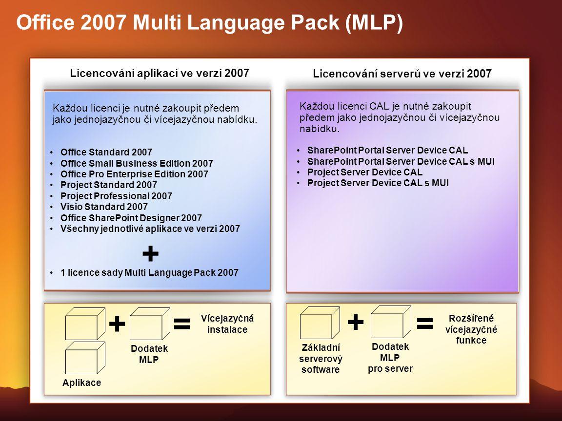 Office 2007 Language Pack