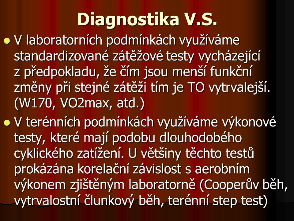 Diagnostika V.S.