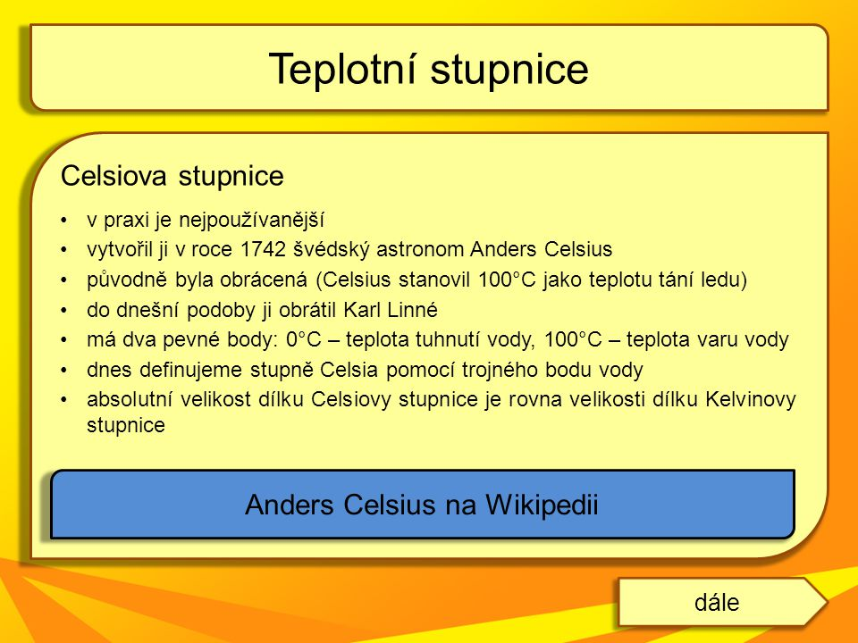 Anders Celsius na Wikipedii