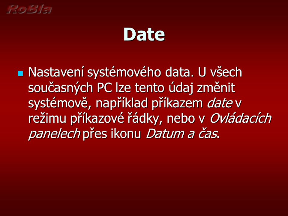 Režim speed dating