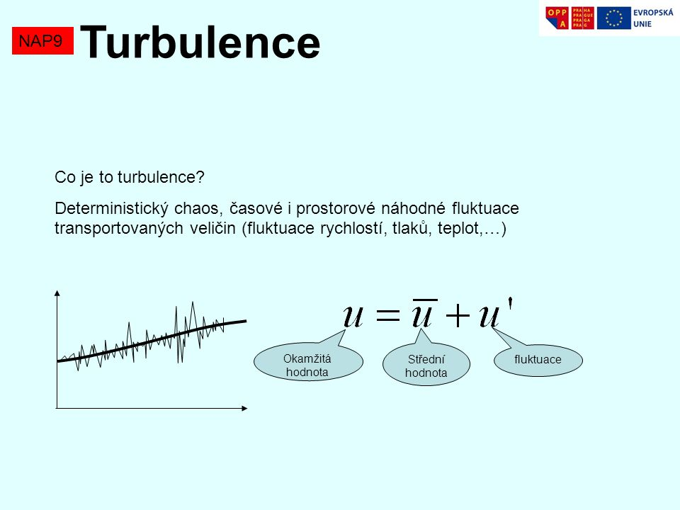 Turbulence NAP9 Co je to turbulence