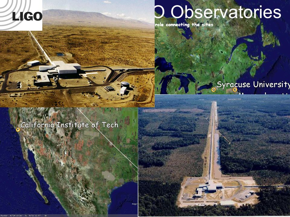 The LIGO Observatories