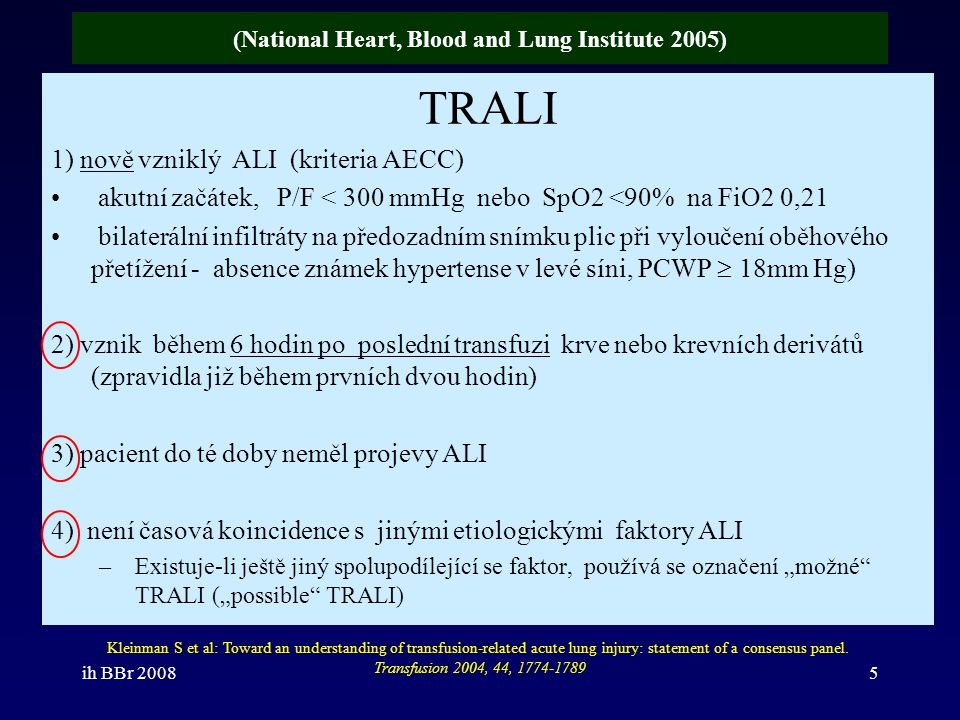 (National Heart, Blood and Lung Institute 2005)