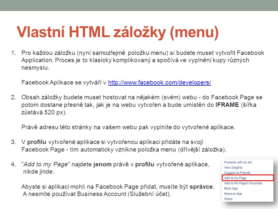 nadpis pro seznamka s profilem webu