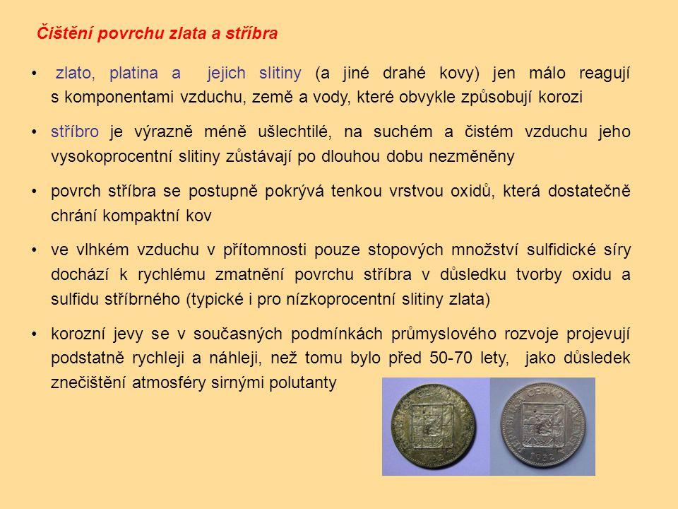 7f7d10d25 Drahé kovy – zlato, stříbro, platina - ppt stáhnout