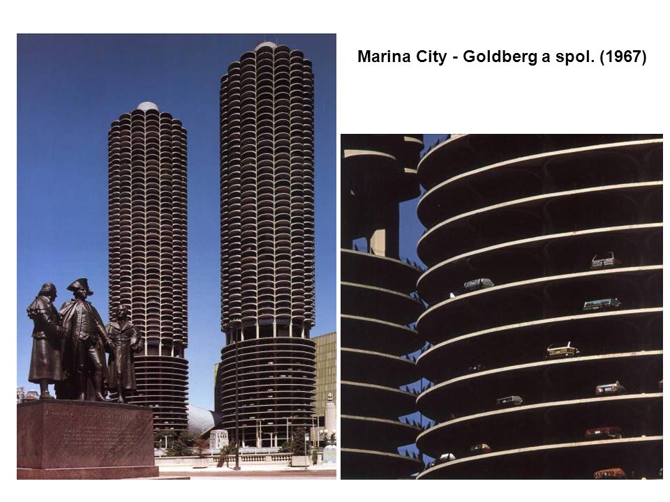 Marina City - Goldberg a spol. (1967)