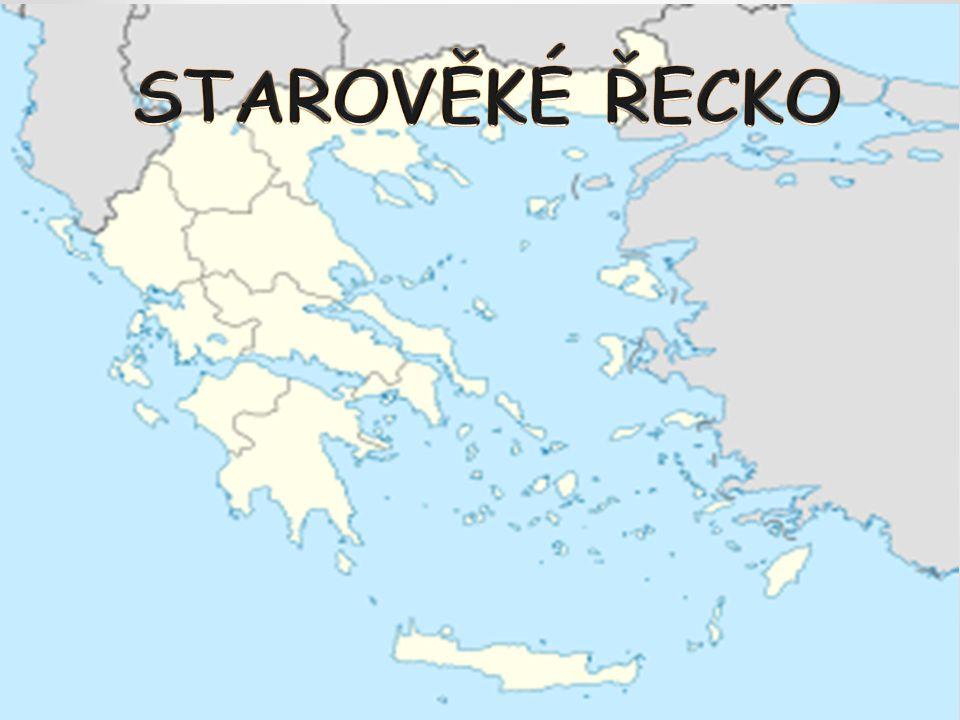 Nazev Staroveke Recko Autor Mgr Eva Vondrkova Ppt Stahnout