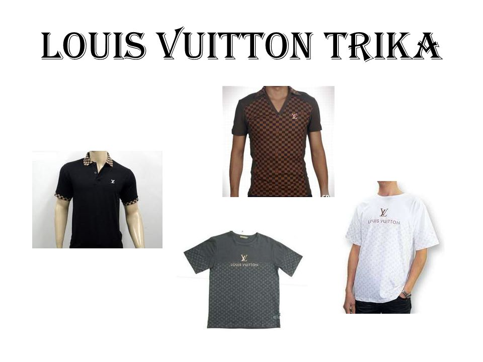 Louis vuitton trika