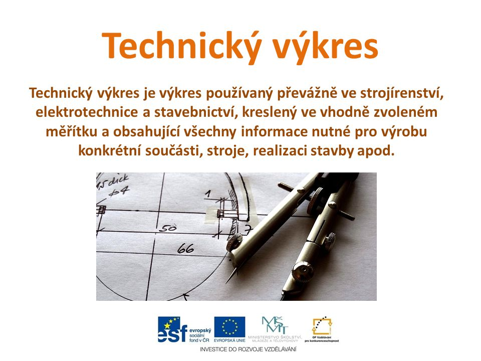 Pc 139 Technicke Zobrazovani Technicke Kresleni Ppt Stahnout