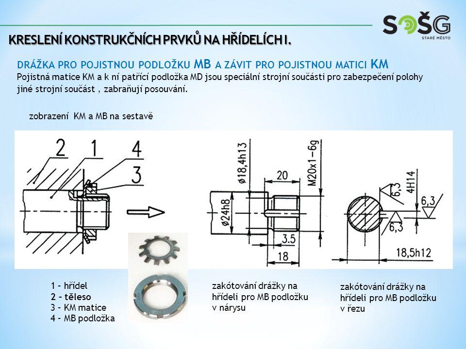 Kresleni Konstrukcnich Prvku Na Hridelich I Ppt Stahnout