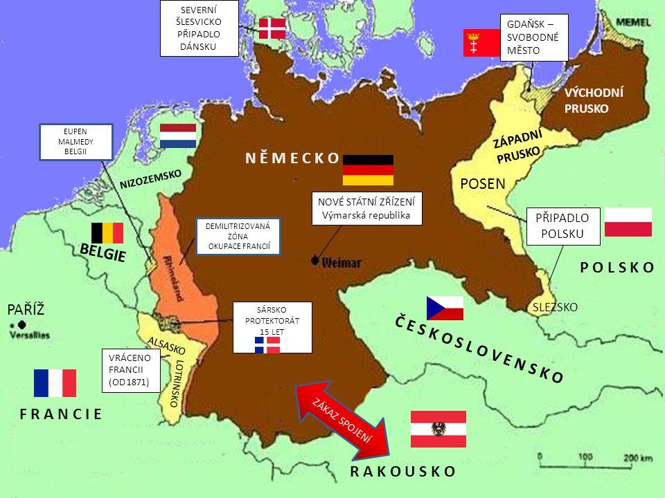 Mapa Vychodni Prusko Mapa