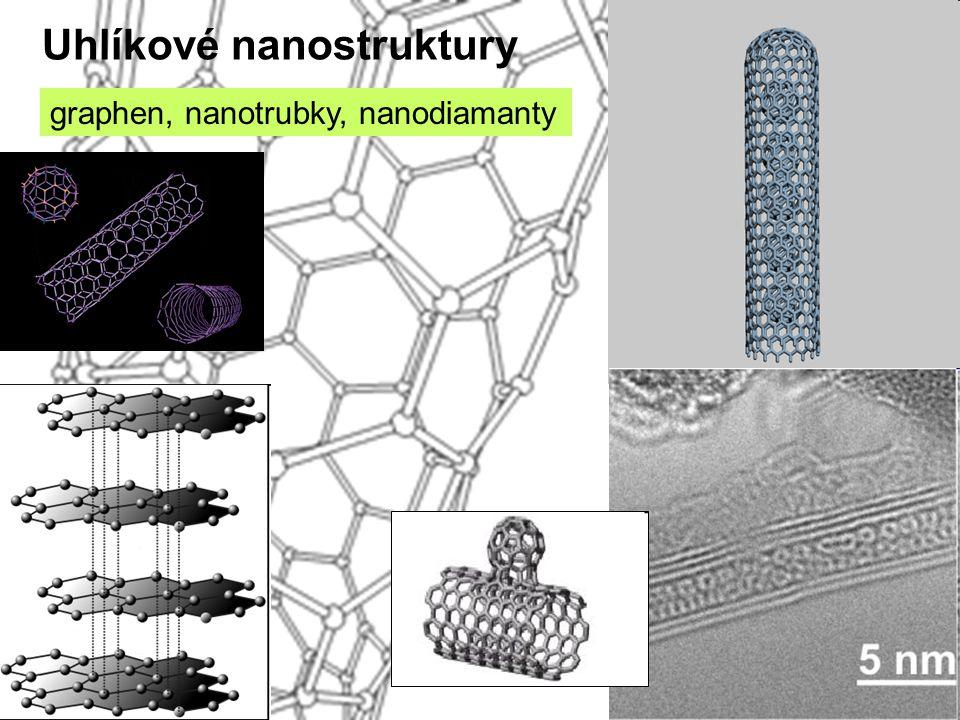 Fyzikální inženýrství a nanotechnologie (3901T043) práce je popsán uhlık a jeho formy, ovšem hlavnı pozornost je zde uprena na gra- a2 a1 a) b).