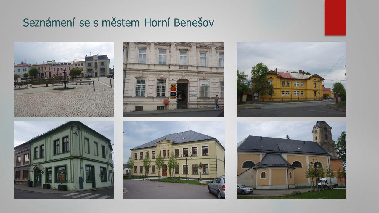 Horn Beneov: Tituln strnka